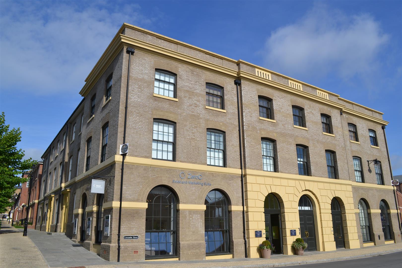 1 Liscombe Street, Poundbury, Dorchester